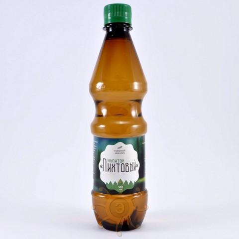Напиток пихтовый Таежный знахарь, 500мл