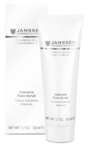 Интенсивный скраб Janssen Intensive Face Scrub,200 мл.