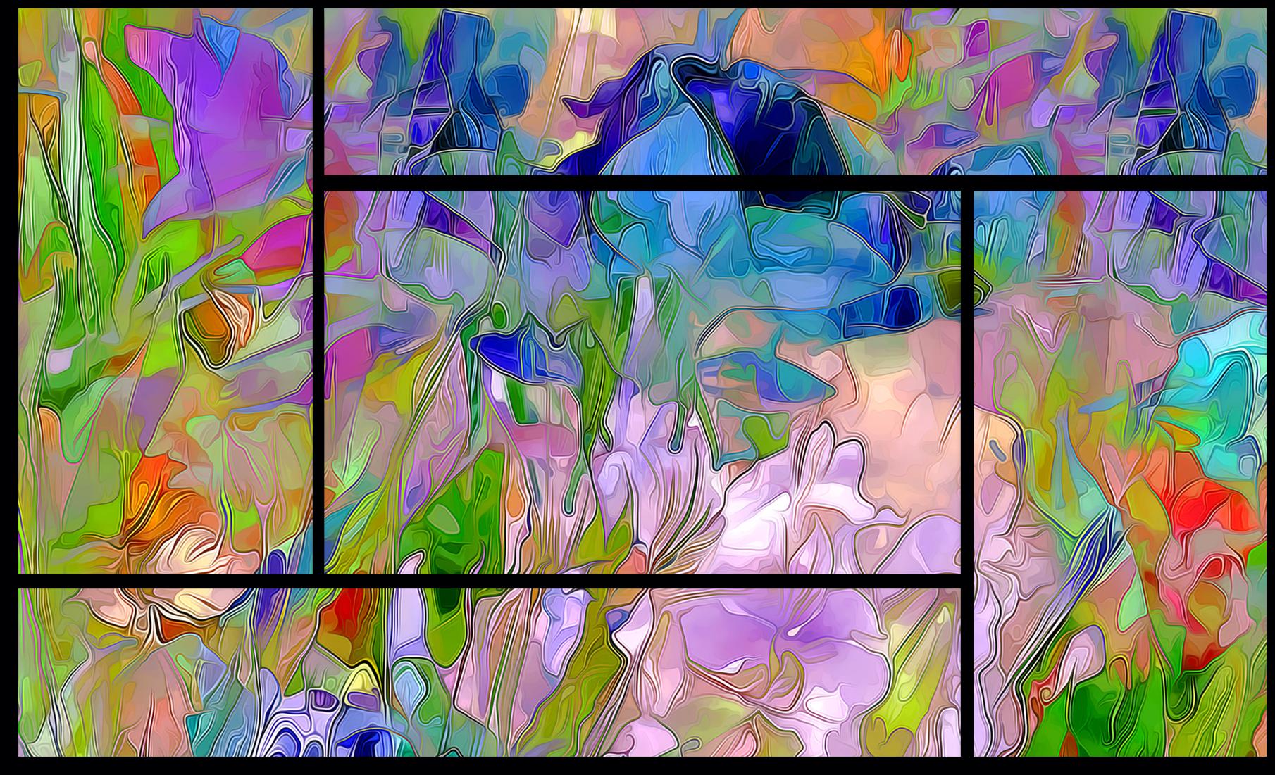 розы картинка полотно цветов было отправлено