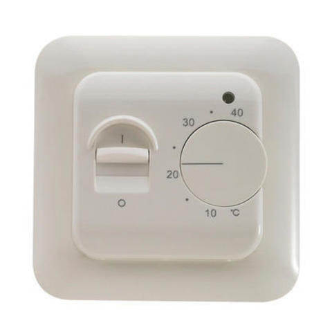 Терморегулятор Eastec (ИСТЭК) RTC 70.26 Цвет: Белый. EASTEC RTC 70.26W
