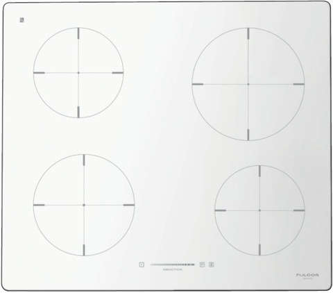 Индукционная варочная панель Fulgor-Milano CH 604 ID TS WH