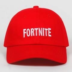 Кепка Fortnite красная