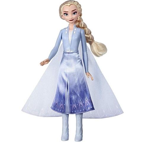 Дисней Холодное сердце 2 Эльза в сверкающем платье