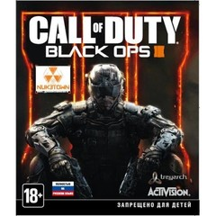 Игра XBOX CALL OF DUTY: BLACK OPS III RU