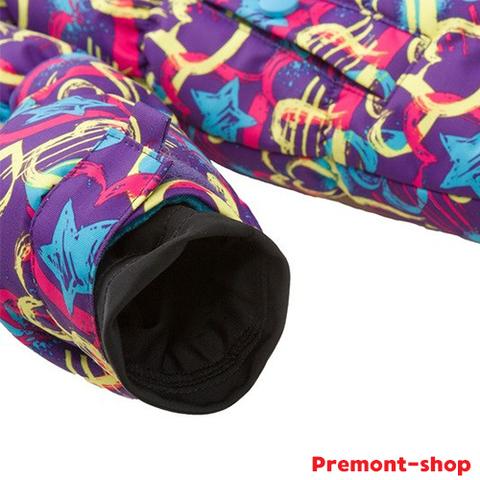 Зимний комплект Monty by Premont TW37104 Purple