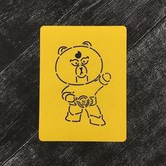 Brawl Stars №7 медведь Эль Примо
