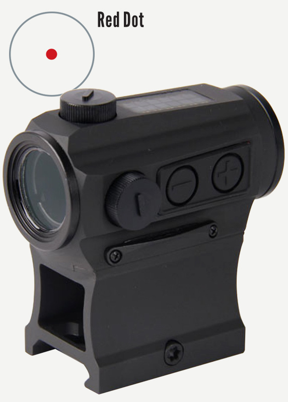 Holosun Paralow HS403C Red dot & Solar