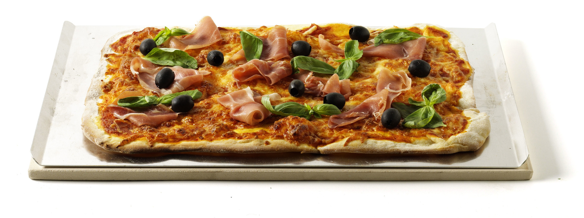 Камень для пиццы прямоугольный, 30х44 см
