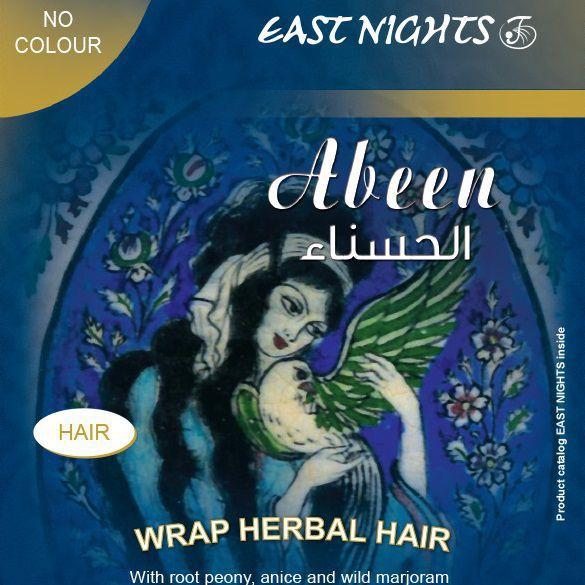 Растительное сухое обертывание для волос с корнем пиона и травами рецептура Шейх-Осман Abeen