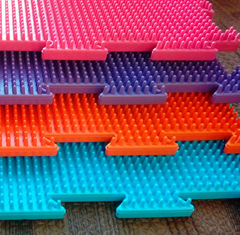 Ортопедические массажные коврики ОРТО Трава жесткая