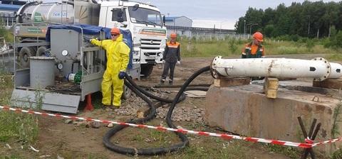 Очистка трубопроводов