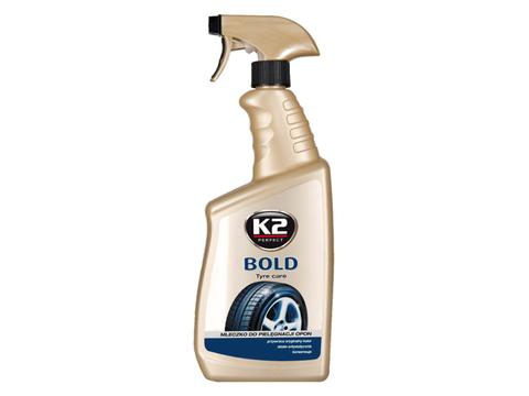 Чернитель для шин K2 Bold (Болд)