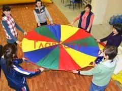 Игровое полотно парашют
