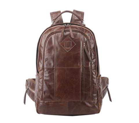 Рюкзак из натуральной кожи Ajax 3