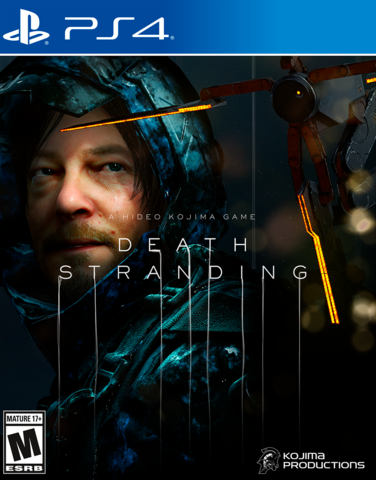 PS4 Death Stranding (русская версия)