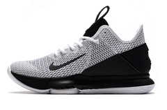 Nike LeBron Witness 4 'Grey/Black'