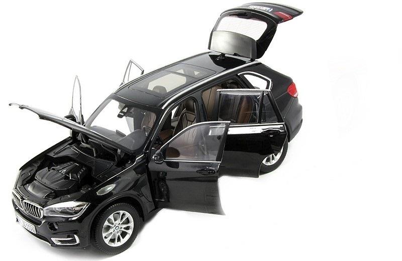 Коллекционная модель BMW F15 X5 2014