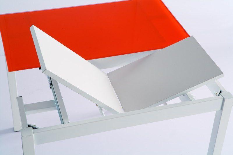 Стол ESF LT2221 оранжевый