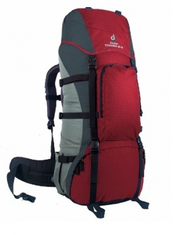 Картинка рюкзак туристический Deuter Patagonia 60+10