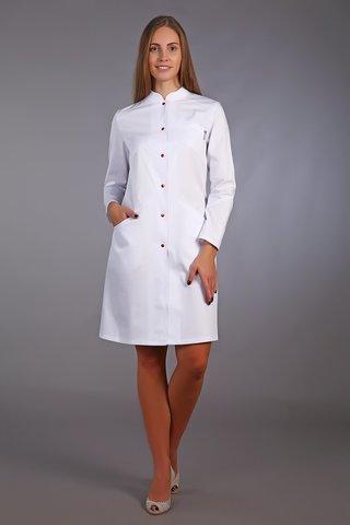 Халат медицинский жен. М-013 ткань Элит-145