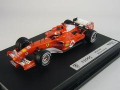 Ferrari F2005 Michael Schumacher F1 Hot Wheels 1:43