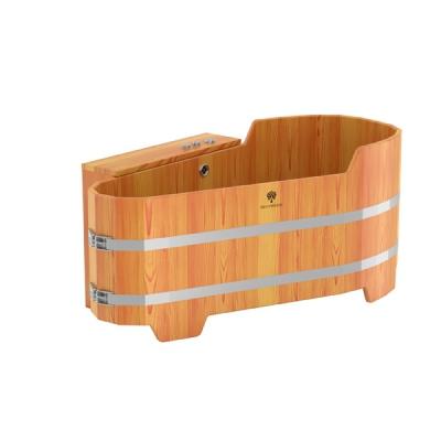 Ванна BENTWOOD из лиственницы, фото 1