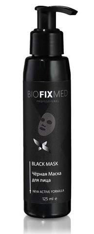 BLACK MASK / Чёрная маска для лица 125 мл