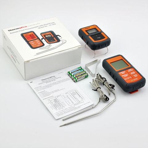 Беспроводной двухканальный кулинарный термометр ThermoPro TP-08S