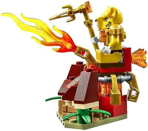 LEGO Chima: Ледяной планер Варди 70141 — Vardy's Ice Vulture Glider — Лего Чима
