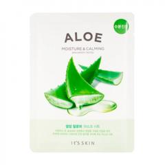 Успокаивающая тканевая маска  It's Skin The Fresh Aloe алоэ, 18г