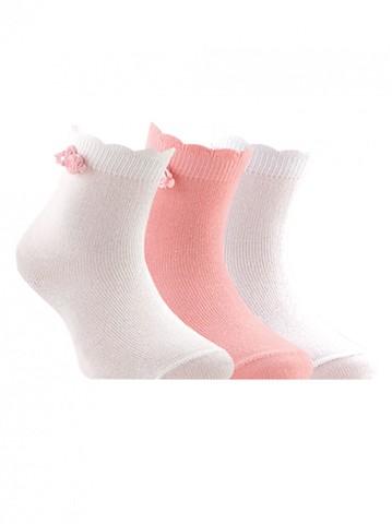 Детские носки Tip-Top 7С-50СП (декор, цветочки) рис. 000 Conte Kids