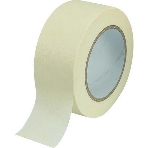 Скотч малярный белый 38*20 (110мкм) (1/90) Standart
