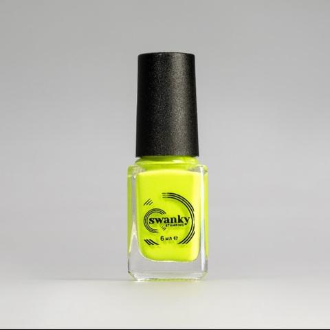 Неоново-желтый S18 6мл