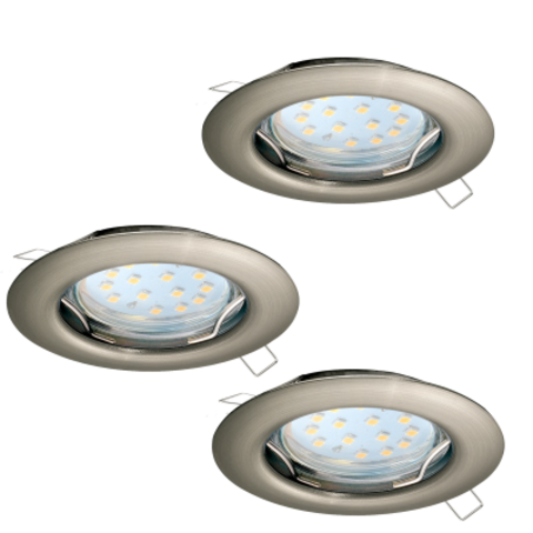 Комплект светильников светодиодных встраиваемых Eglo PENETO 94237
