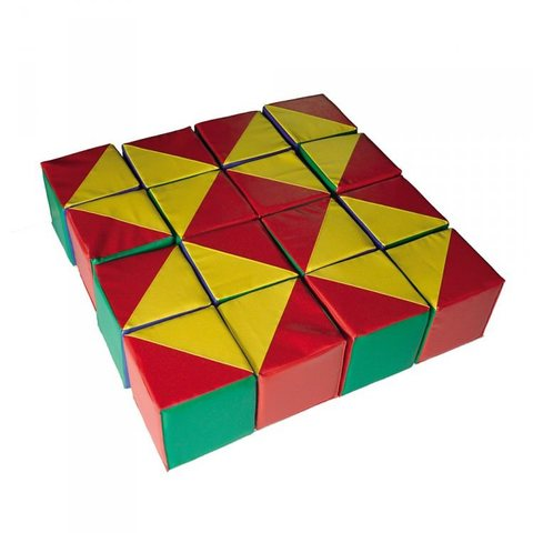 Развивающий набор кубиков «Калейдоскоп» ДМФ-МК-01.95.08