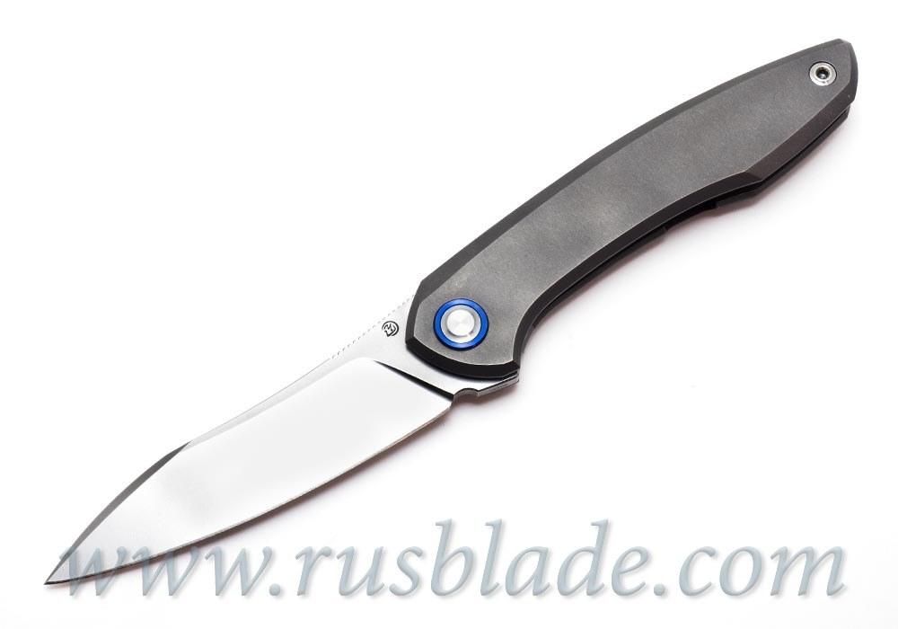 Cheburkov Russkiy M390 folding knife