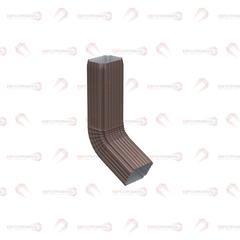 Прямоугольная труба с коленом ( 3м ) СТАНДАРТ