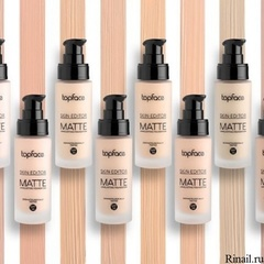 Тональная основа Skin Editor Matte, TopFace РТ 465 -02