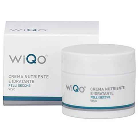 Крем для постпроцедурного ухода сухой и очень сухой кожи лица для завершения процедуры TRX-T33 терапии и последующего ухода WiQo