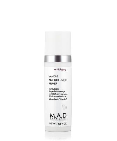 Крем-праймер антивозрастной светорассеивающий под макияж Vanish Age Diffusing Primer, 30 мл.