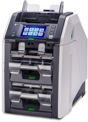 GRG CM200V  USD/EUR/RUB Трехкарманный мультивалютный сортировщик