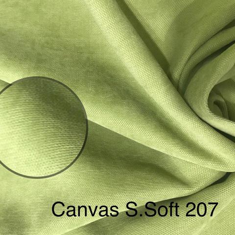 Канвас салатовый оптом. Ширина - 280 см. Арт. 207