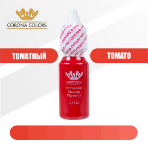 Пигмент Corona Colors Томатный (Tomato) 15 мл