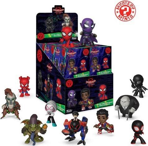 Фигурка Funko Mystery Minis: Marvel: Animated Spider-Man (1шт.) 34757