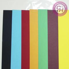 Картон цветной матовый, тонированный в массе 27*38 см.