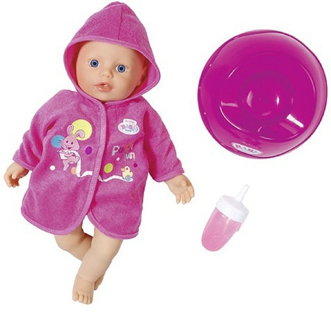 Беби Бон Кукла с горшком и бутылочкой 32 см