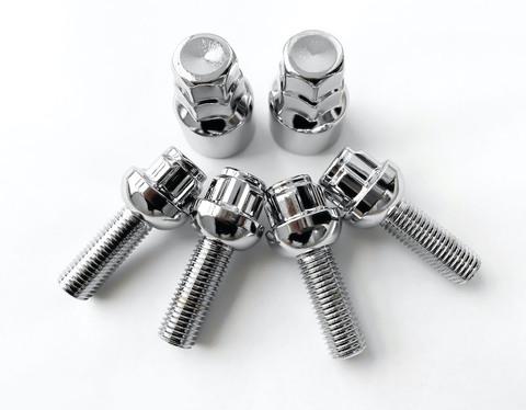 С2/2 Болты - секретные M14х1,5x30 сфера R12 ключ=17/19 2 ключа