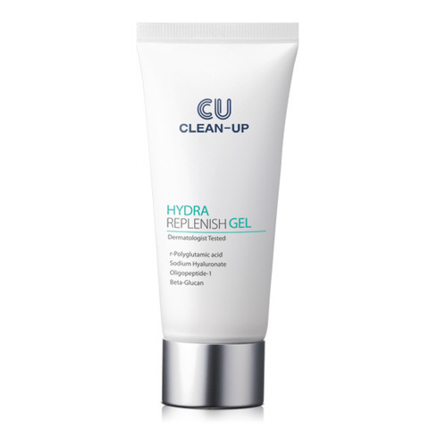 CU SKIN Успокаивающий крем-лосьон CLEAN-UP Soothing Lotion 230 мл