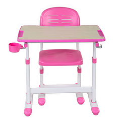 Парта и стул Piccolino II Pink