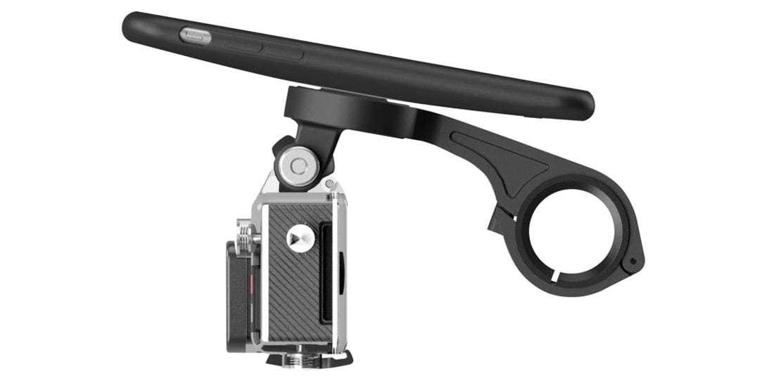 Крепление на руль велосипеда SP Connect HANDLEBAR MOUNT с камерой